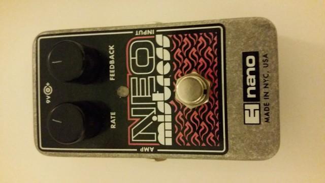 Flanger - Neo Mistress Electro Harmonix