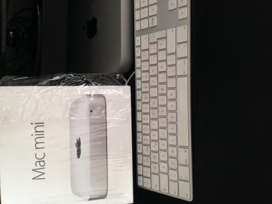Mac Mini i5 - Fusion 1Tb