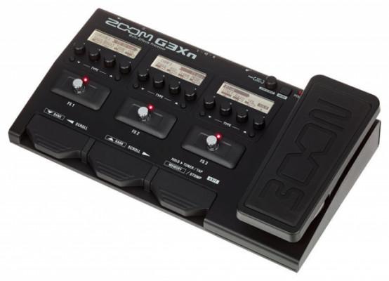 Zoom G3XN multiefectos/amp simulator