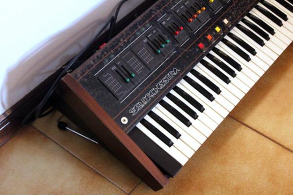 O cambio Siel ARP Quartet analog synth (Portishead Massive Attack etc)