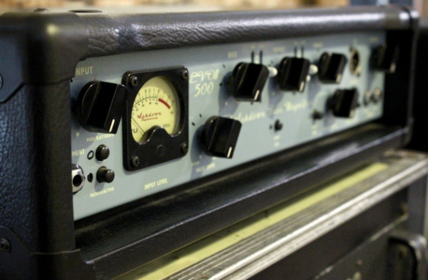 Ashdown EVO II 500 Bass Head