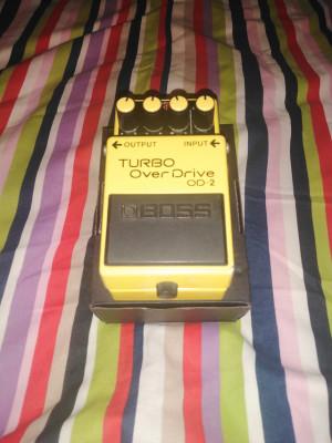 || BOSS OD-2 TURBO OverDrive ||
