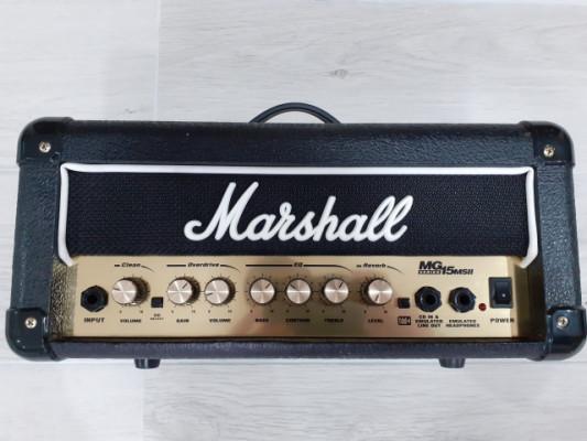 Cabezal Marshall mg15 MSII