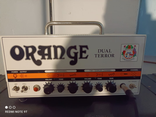 Orange dual terror nuevo (((reservado)))