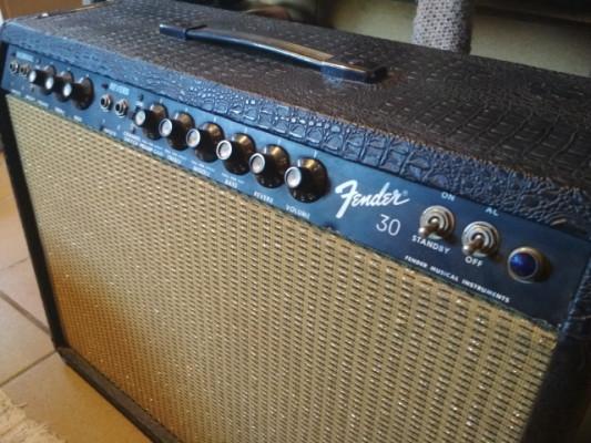 Vendo amplificador Fender 30