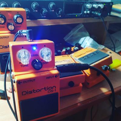 Modificaciones para DS-1 Boss *RC Pedals*