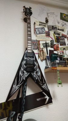 Guitarra Eléctrica Bc Rich KKV
