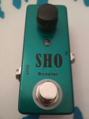 Pedal Mosky SHO booster