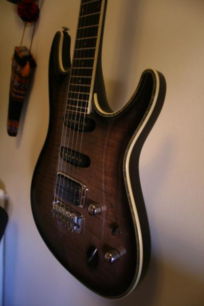 Guitarra eléctrica Ibanez SA360FM