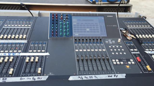 Se ofrece técnico de sonido