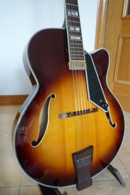 Guitarra archtop-jazz PEERLESS MONARCH