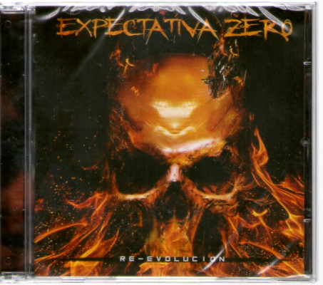 CD Expectativa Zero - Re-Evolución