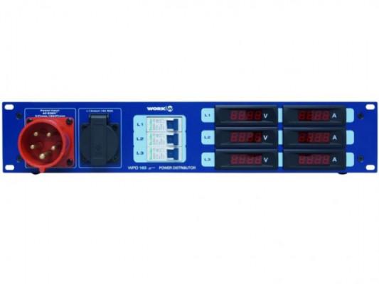 WPD163 Distribuidor de corriente