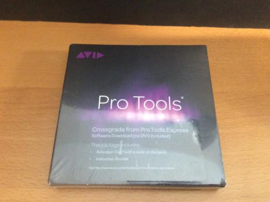 Pro Tools Crossgrade desde Pro Tools Express