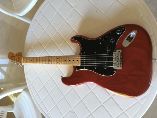 Vendo varias guitarras