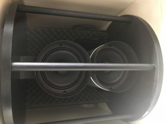 Vendo 2 Altavoces rotatorios Tolerance Sound