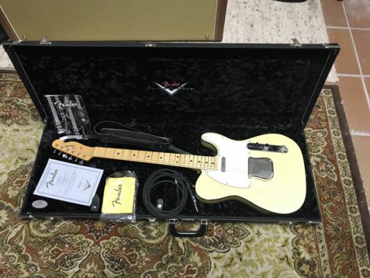 Fender custom shop custom telecaster '67 NOS