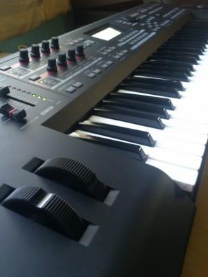 Yamaha MOX6 + MoTools MOX & Libreria Sonidos