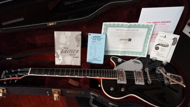 Gretsch Duo Jet G6128 con Bigsby B3 (2005)