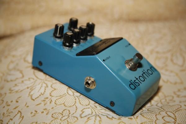 Distorsión especial para Fender Jaguar/Jazzmaster