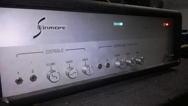 CABEZAL SINMARC B-2160-C