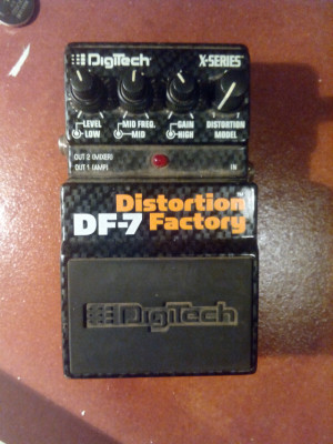 Digitech Distortion Factory DF-7