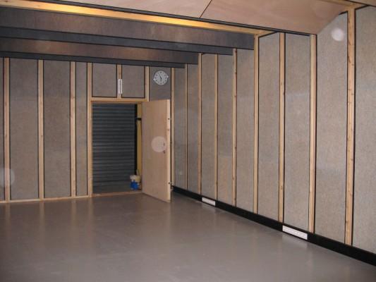 sala/estudio- 40m2 sonorizados e insonorizados- ¡¡¡OPORTUNIDAD!!!