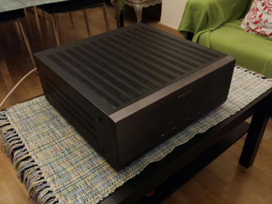 Etapa amplificador multicanal Harman Kardon Pa 4000