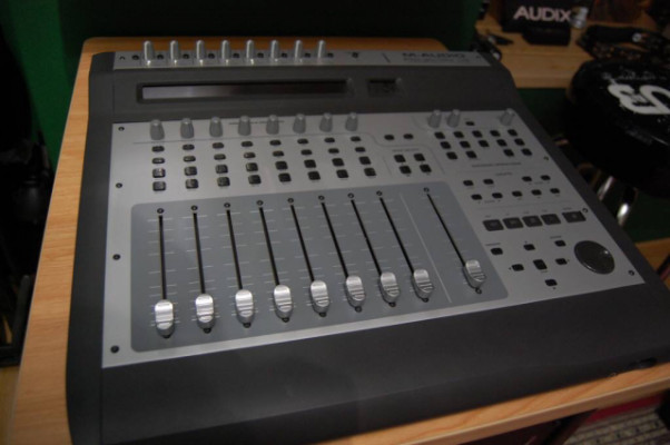 M-Audio ProjecMix I/O acepto cambio