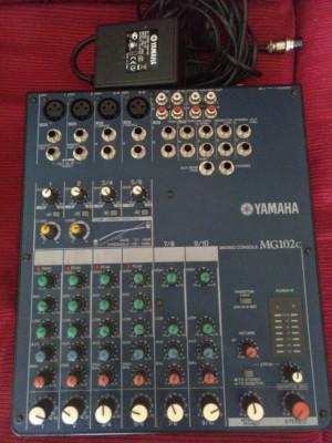 Mesa Yamaha MG102c