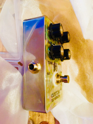 PEDAL OVERDRIVE/BOOSTER BOUTIQUE TANABE
