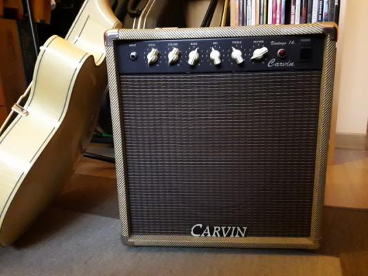 Amplificador Carvin vintage 16