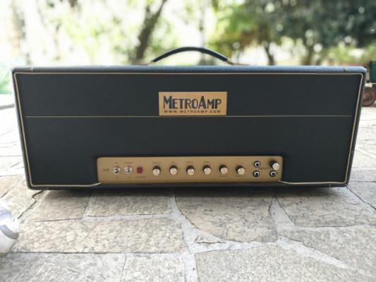 Metroamp. Amplificador guitarra