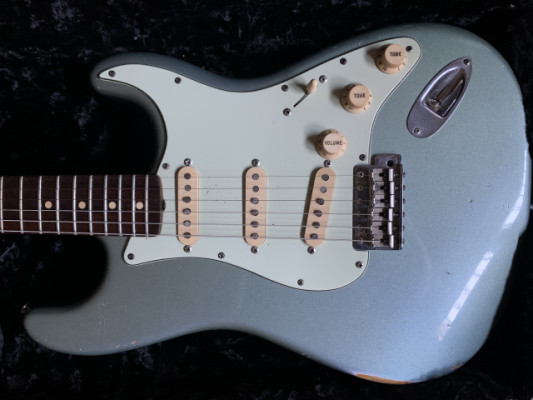 Fender Stratocaster Custom Shop Relic 60