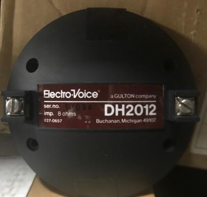 ELECTRO VOICE DH2012