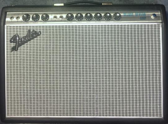 Fender Custom Deluxe Reverb 68