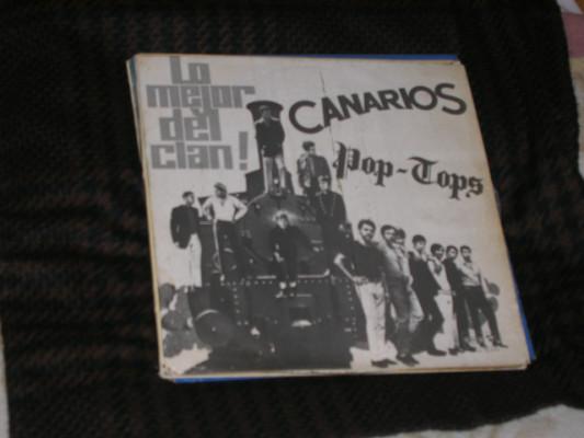 Canarios, Tops -- Rock