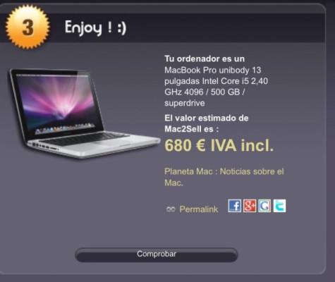 O cambio Macbok Pro 2011 por imac similar