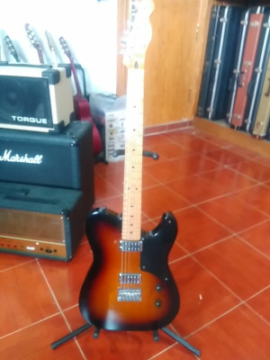 Fender telecaster cabronita mex.