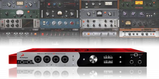 Antelope Zen Studio+ Red Edition