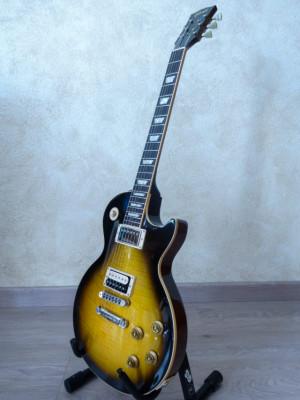 Gibson Les Paul Standard- 2004 - Vintage Sunburst