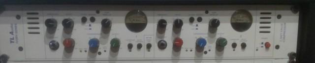 Compresor Tl Audio 5021 ivory