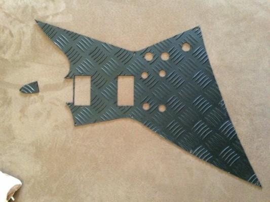 Vendo Golpeador Metálico para Esp Ltd Ex