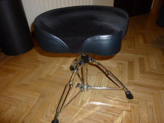 Banqueta batería Millenium Pro Series DT-902