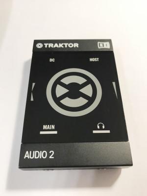 Traktor Audio 2 MKII + Funda rigida UDG