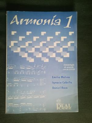 Armonía 1 & 2 - Emilio Molina