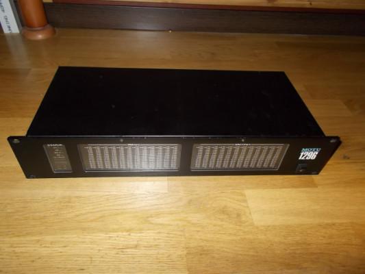 Interface de audio profesional  MOTU 1296 con tarjeta PCIx 404