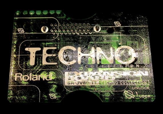 Tarjeta de Expansión Techno Roland SR-JV80-11