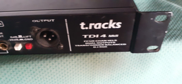 t.racks TDI 4Mk ll
