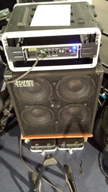 Amplificador Epifani